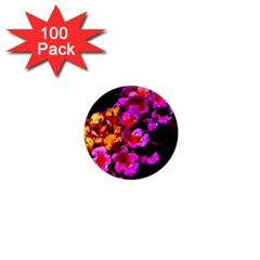 Lantanas 1  Mini Magnets (100 Pack)  by timelessartoncanvas