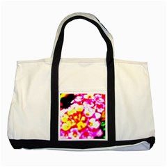 Dsc 01036 Two Tone Tote Bag  by timelessartoncanvas