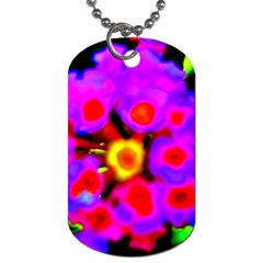 Dsc 0107222 Dog Tag (two Sides) by timelessartoncanvas