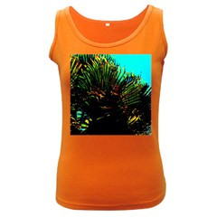 Dsc 01677787 Women s Dark Tank Tops by timelessartoncanvas