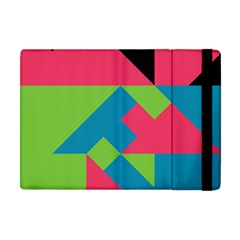 Angles			apple Ipad Mini Flip Case by LalyLauraFLM