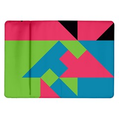 Angles			samsung Galaxy Tab 10 1  P7500 Flip Case by LalyLauraFLM