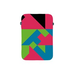 Angles			apple Ipad Mini Protective Soft Case by LalyLauraFLM