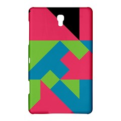 Angles			samsung Galaxy Tab S (8 4 ) Hardshell Case by LalyLauraFLM