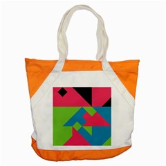 Angles 			accent Tote Bag by LalyLauraFLM