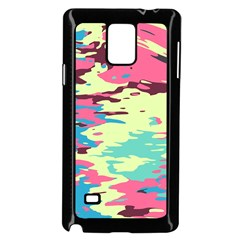 Chaos Texture			samsung Galaxy Note 4 Case (black) by LalyLauraFLM