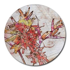 Art Studio 17216 Round Mousepads by MoreColorsinLife