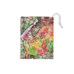 Art Studio 21216 Drawstring Pouches (small)  by MoreColorsinLife
