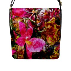 Art Studio 23216 Flap Messenger Bag (l)  by MoreColorsinLife