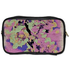 Floral Art Studio 12216 Toiletries Bags 2 Side by MoreColorsinLife