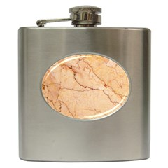 Stone Floor Marble Hip Flask (6 Oz) by essentialimage