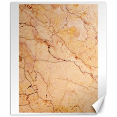 Stone Floor Marble Canvas 20  X 24   by essentialimage