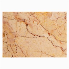 Stone Floor Marble Large Glasses Cloth by essentialimage