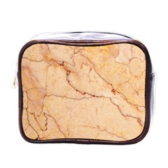 Stone Floor Marble Mini Toiletries Bags by essentialimage