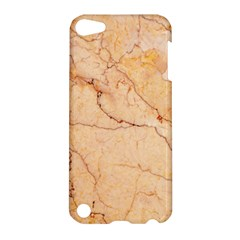 Stone Floor Marble Apple Ipod Touch 5 Hardshell Case by essentialimage