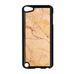 Stone Floor Marble Apple Ipod Touch 5 Case (black) by essentialimage
