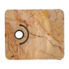 Stone Floor Marble Samsung Galaxy S  Iii Flip 360 Case by essentialimage