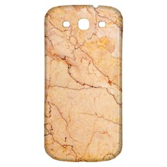 Stone Floor Marble Samsung Galaxy S3 S Iii Classic Hardshell Back Case by essentialimage