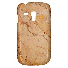 Stone Floor Marble Samsung Galaxy S3 Mini I8190 Hardshell Case by essentialimage