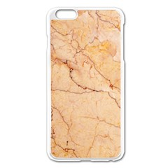 Stone Floor Marble Apple Iphone 6 Plus/6s Plus Enamel White Case by essentialimage