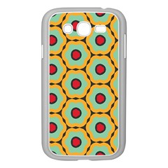 Floral Pattern			samsung Galaxy Grand Duos I9082 Case (white) by LalyLauraFLM
