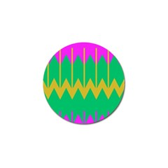 Chevrons 			golf Ball Marker (4 Pack)