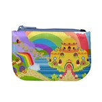 Rain Bow Coin Change Purse Front