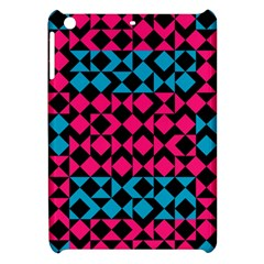 Rhombus And Triangles			apple Ipad Mini Hardshell Case by LalyLauraFLM