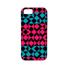 Rhombus And Triangles			apple Iphone 5 Classic Hardshell Case (pc+silicone) by LalyLauraFLM