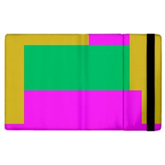 Rectangles And Other Shapes			apple Ipad 2 Flip Case by LalyLauraFLM