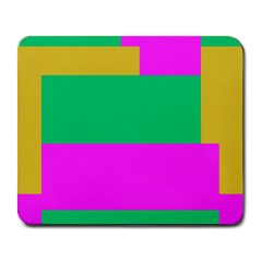 Rectangles And Other Shapes 			large Mousepad by LalyLauraFLM