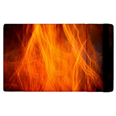Orange Wonder 2 Apple Ipad 3/4 Flip Case by timelessartoncanvas