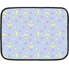 Sailor Moon Inspired Mini Fleece Blanket (single Sided)