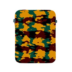 Camo Texture			apple Ipad 2/3/4 Protective Soft Case by LalyLauraFLM