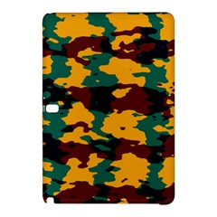 Camo Texture			samsung Galaxy Tab Pro 12 2 Hardshell Case by LalyLauraFLM