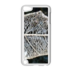 Modern Leaf Apple Ipod Touch 5 Case (white) by timelessartoncanvas
