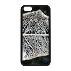 Modern Leaf Apple Iphone 5c Seamless Case (black) by timelessartoncanvas