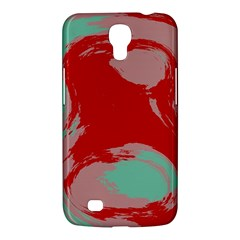Red Pink Green Texture 			samsung Galaxy Mega 6 3  I9200 Hardshell Case by LalyLauraFLM