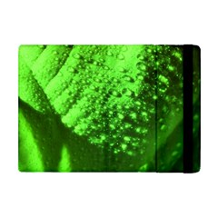 Green And Powerful Apple Ipad Mini Flip Case by timelessartoncanvas