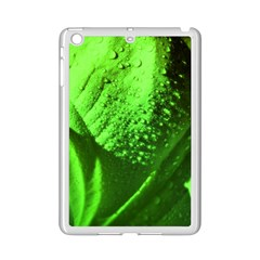 Green And Powerful Ipad Mini 2 Enamel Coated Cases by timelessartoncanvas