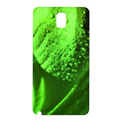 Green And Powerful Samsung Galaxy Note 3 N9005 Hardshell Back Case by timelessartoncanvas