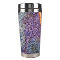 Zodiac Signs Scorpio Drawing Stainless Steel Travel Tumblers