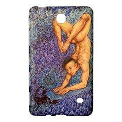 Zodiac Signs Scorpio Drawing Samsung Galaxy Tab 4 (7 ) Hardshell Case  by KentChua