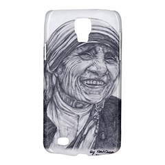 Mother Theresa  Pencil Drawing Galaxy S4 Active by KentChua