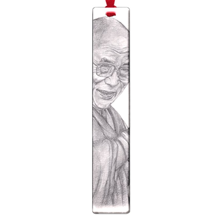 Dalai Lama Tenzin Gaytso Pencil Drawing Large Book Marks