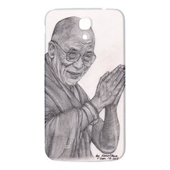 Dalai Lama Tenzin Gaytso Pencil Drawing Samsung Galaxy Mega I9200 Hardshell Back Case