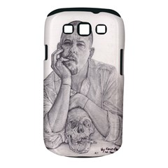 Alexander Mcqueen Pencil Drawing Samsung Galaxy S Iii Classic Hardshell Case (pc+silicone) by KentChua