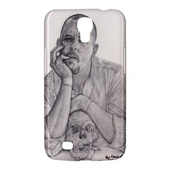 Alexander Mcqueen Pencil Drawing Samsung Galaxy Mega 6 3  I9200 Hardshell Case by KentChua
