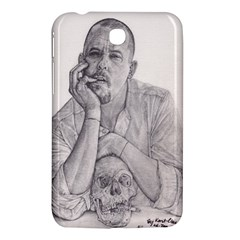 Alexander Mcqueen Pencil Drawing Samsung Galaxy Tab 3 (7 ) P3200 Hardshell Case  by KentChua