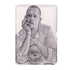 Alexander Mcqueen Pencil Drawing Samsung Galaxy Tab 2 (10 1 ) P5100 Hardshell Case  by KentChua
